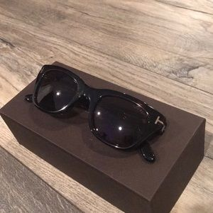 Tom Ford Snowden Sunglasses-Havana